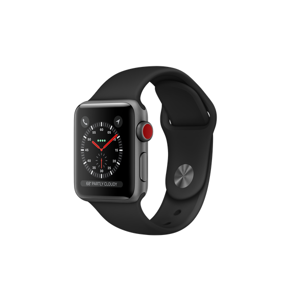 C-Grade Apple Watch Series 3 Aluminium 38MM Cellular