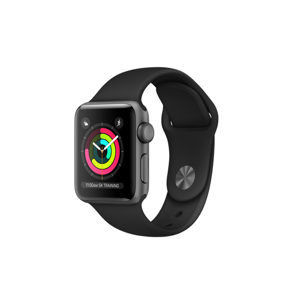 C-Grade Apple Watch Series 3 Aluminium 38MM GPS 8GB