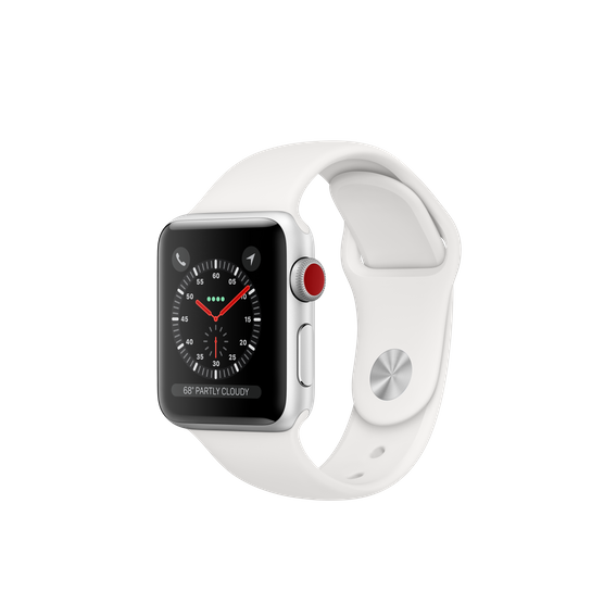 C-Grade Apple Watch Series 3 Aluminium 38MM Cellular