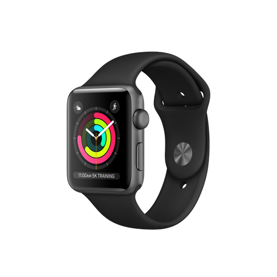 C-Grade Apple Watch Series 3 Aluminium 42MM GPS 8GB