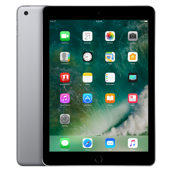C-Grade iPad 5th Gen 128GB