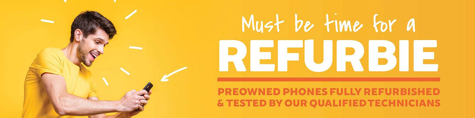 Refurbished/Pre-Owned Phones